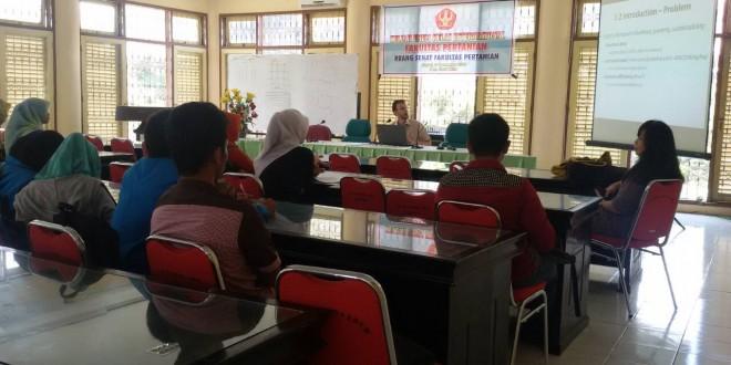 Kuliah Umum Kelas Internasional Agribisnis