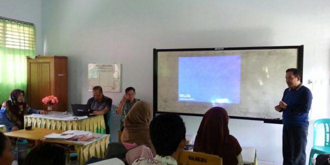 Program Studi Agribisnis FAPERTA UNTAD Hadir SMAN 3 LUWUK