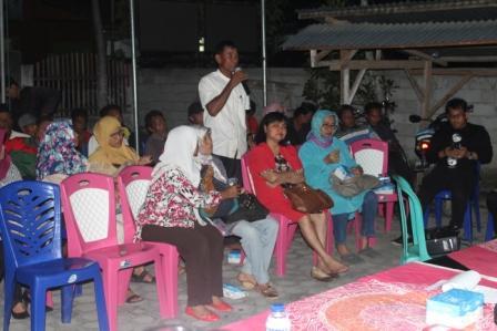 Prodi Agribisnis Gelar Penyuluhan Desa Lolu Kab. Sigi