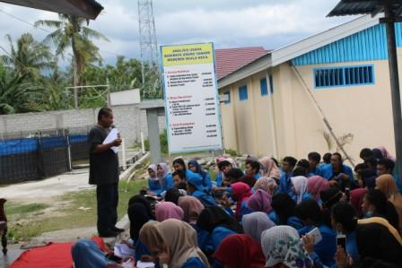 Prodi Agribisnis Laksanakan Praktek Lapang Terpadu