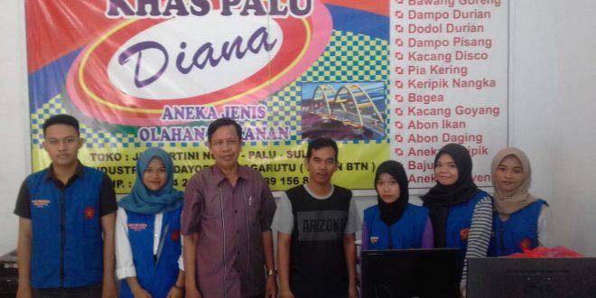 Mahasiswa Magang Prodi Agribisnis Tiba di masing-masing tempat Magang