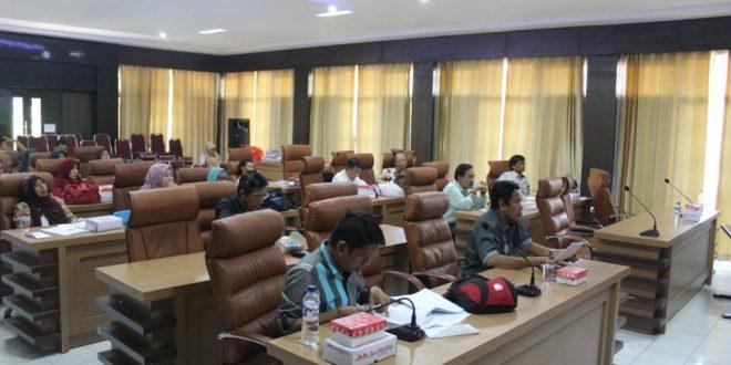 Prodi Agribisnis Gelar Rapat Evaluasi Semester Genap 2017-2018