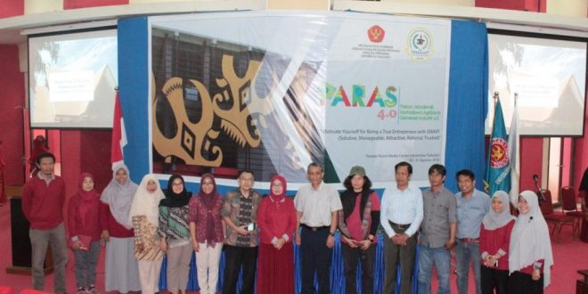 PARAS 4.0 Sambut Mahasiswa Baru 2018 Prodi Agribisnis
